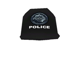 Police Hat 1